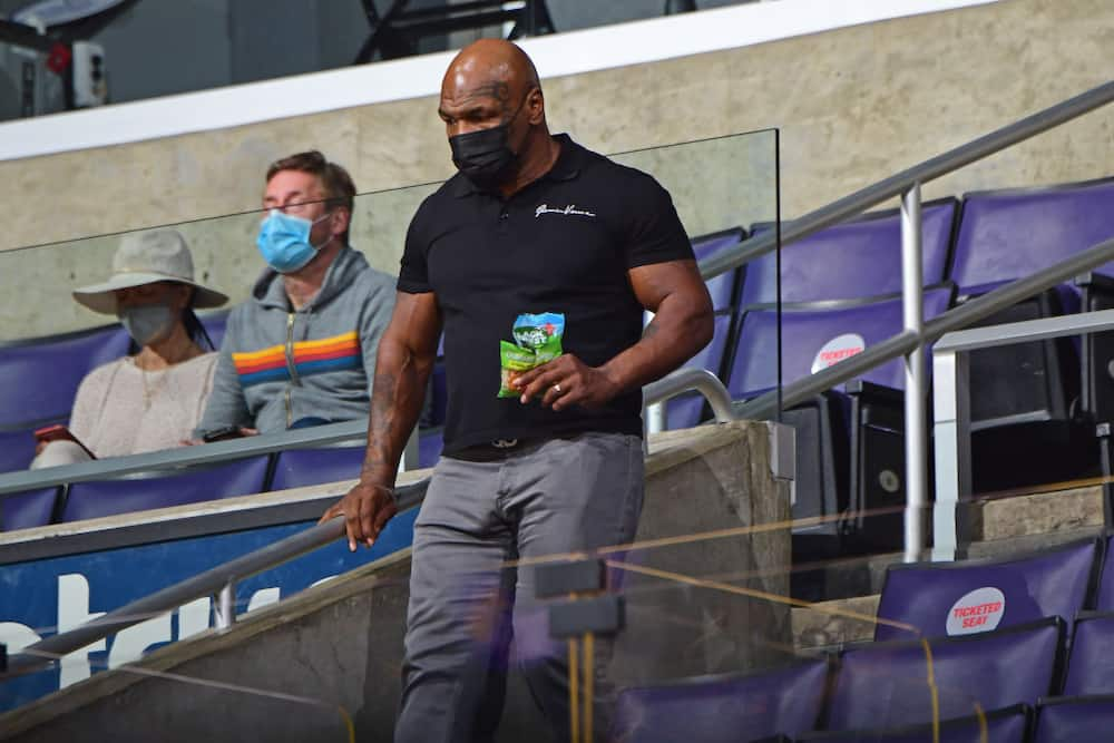 Mike Tyson details his rough childhood that included fighting children & their fathers