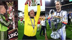 Man United legend beats Chelsea icon to no.1 spot on list of 10 best goalkeepers in Premier League's history
