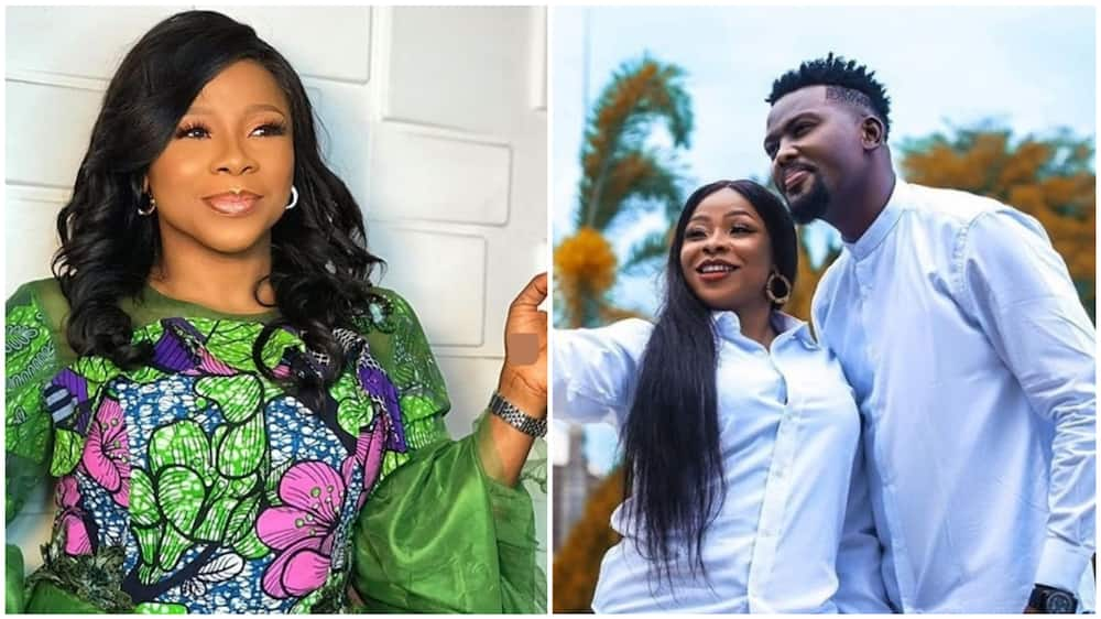 My father did not like Arnold because of his hairstyle - Ex-Ultimate star Bolanle