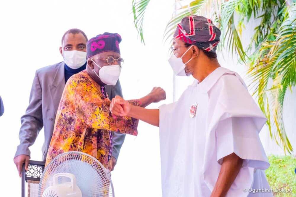 Dole a saka Tinibu a cikin Jagororin da suka gina Nigeria, Inji gwamnan Legas Sanwo-Olu
