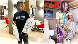 Reactions as singer Naira Marley stands against cultism in new post