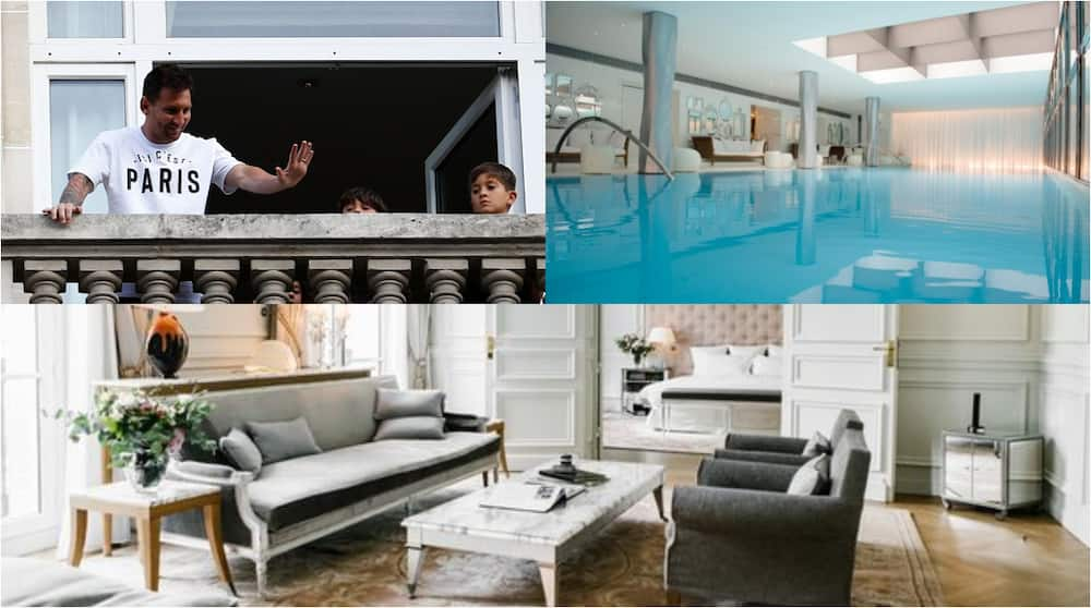 After Completing PSG Switch, Checkout Messi's N9.7m-a-night Paris Hotel With Private Cinema and 6 Restaurants