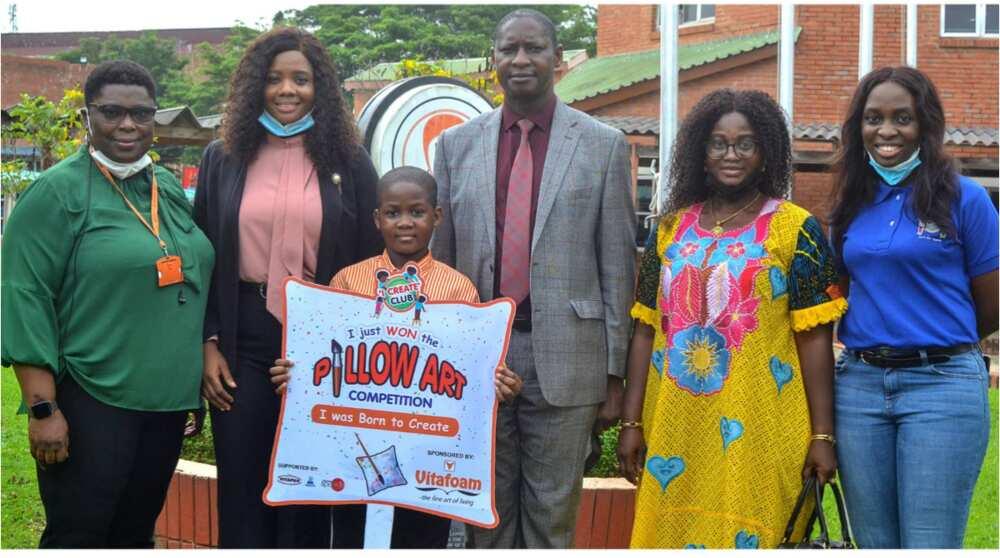 Vitafoam supports creativity amongst children, Sponsors 2021 'I-Create' Club Inter-School Competition