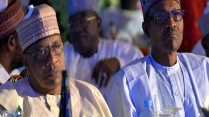 Yabon goni: IBB ya jingine banbancin siyasa, ya yabi Buhari da lafazi mai dadi