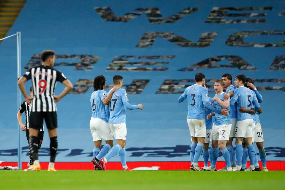 Man City vs Newcastle United: Ilkay Gundogan scores as Citizens record 2-0 win
