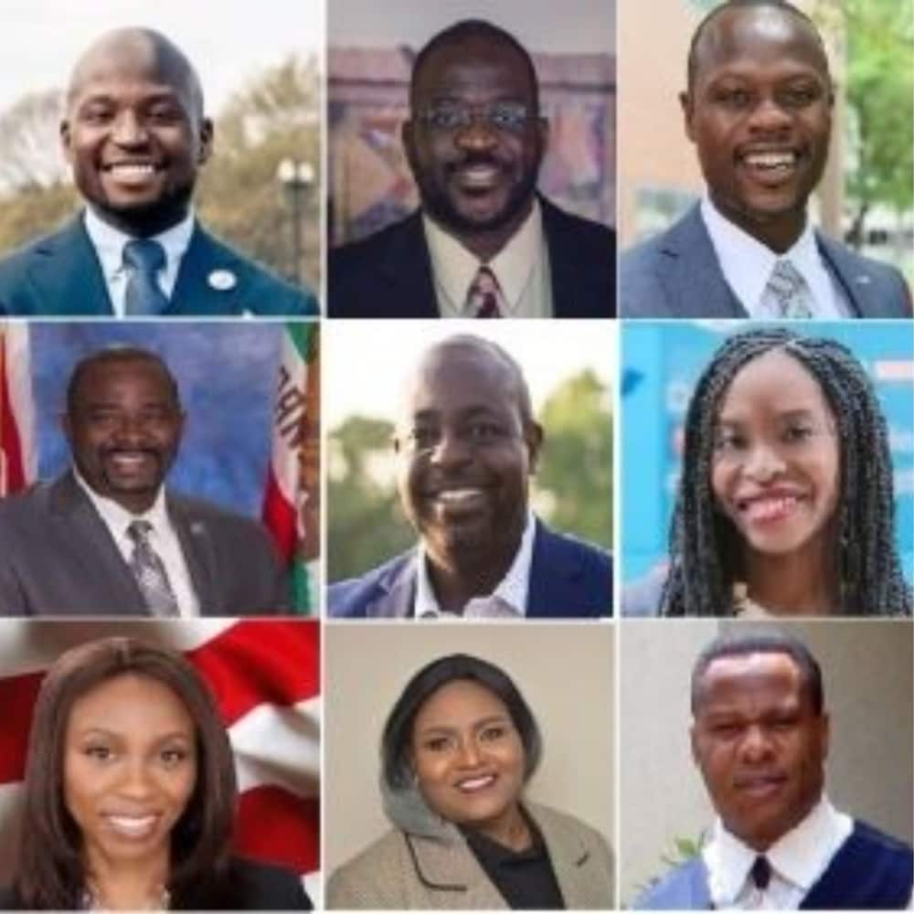 9 Nigerians contesting in Tuesday's U.S. elections