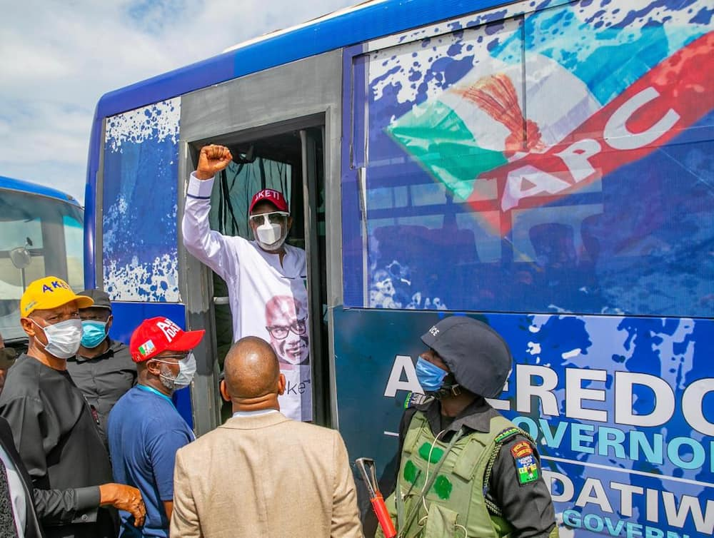 PDP suffers huge defeat as tribunal declares judgments on Ondo governorship election
