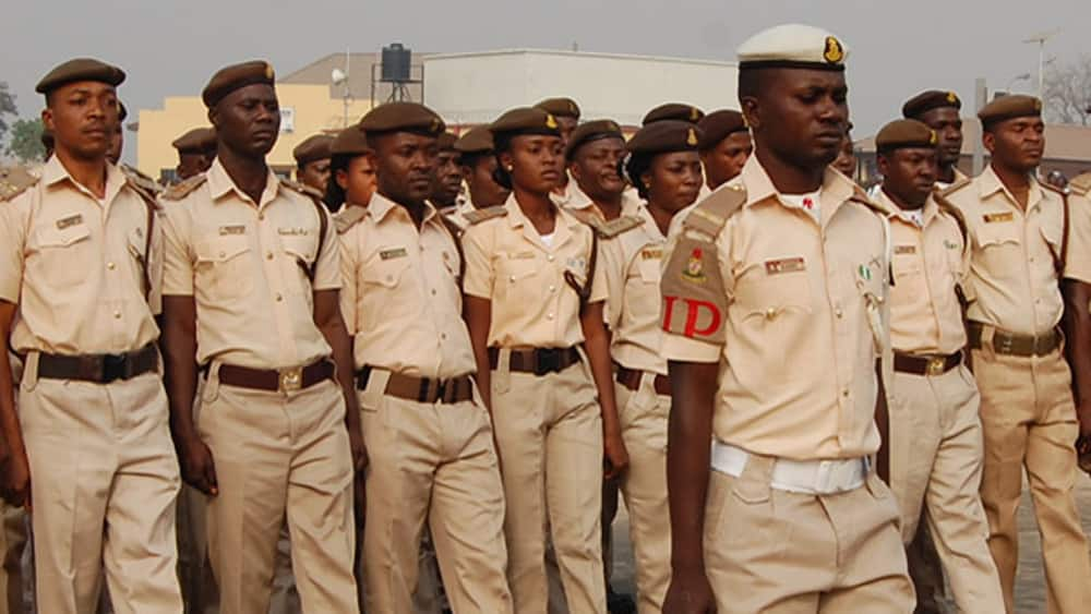 Good news for graduates as FG removes HND, Degrees' disparity for paramilitary officers