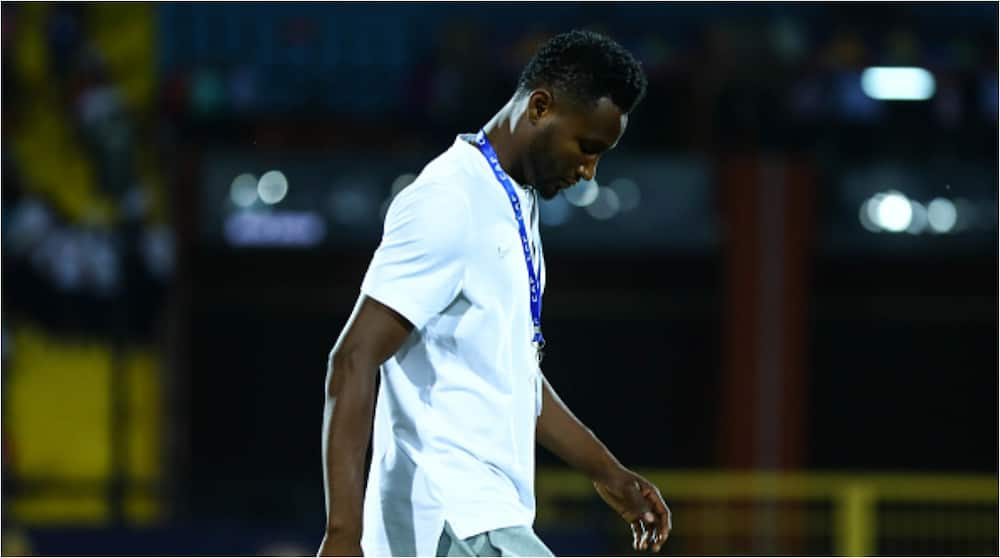 Super Eagles Legend Mikel Looking Fit As He Resumes Training in New Club Where He'd Be Paid N1.6bn As Salary