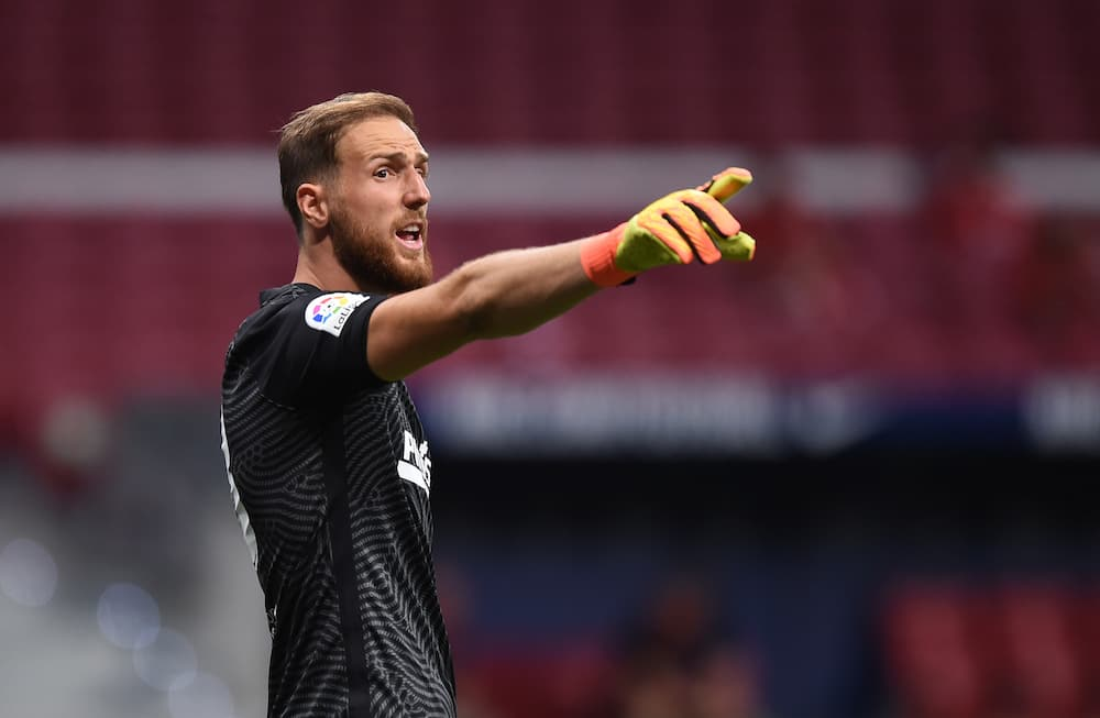 Jan Oblak: Atletico Madrid reportedly demand £110 million for the goalkeeper