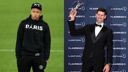 Tennis legend beats Mbappe, Hamilton, 2 others to win important award