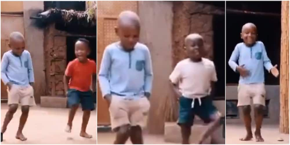 3 kids warms hearts on social media with amazing dance steps