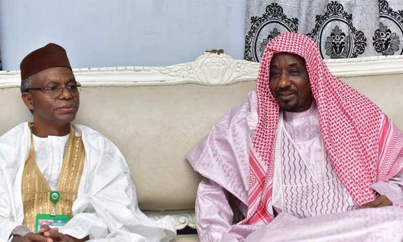Daga karshe, El-Rufa'i ya amince da bude Masallatan khamus-salawaati a Kaduna