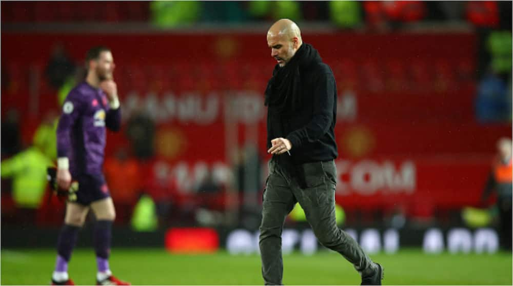 Pep Guardiola: Manchester City manager hints at a possible second Premier League lockdown