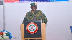Insecurity: How soldiers arrested ISWAP member who was on a mission to Lagos - DHQ