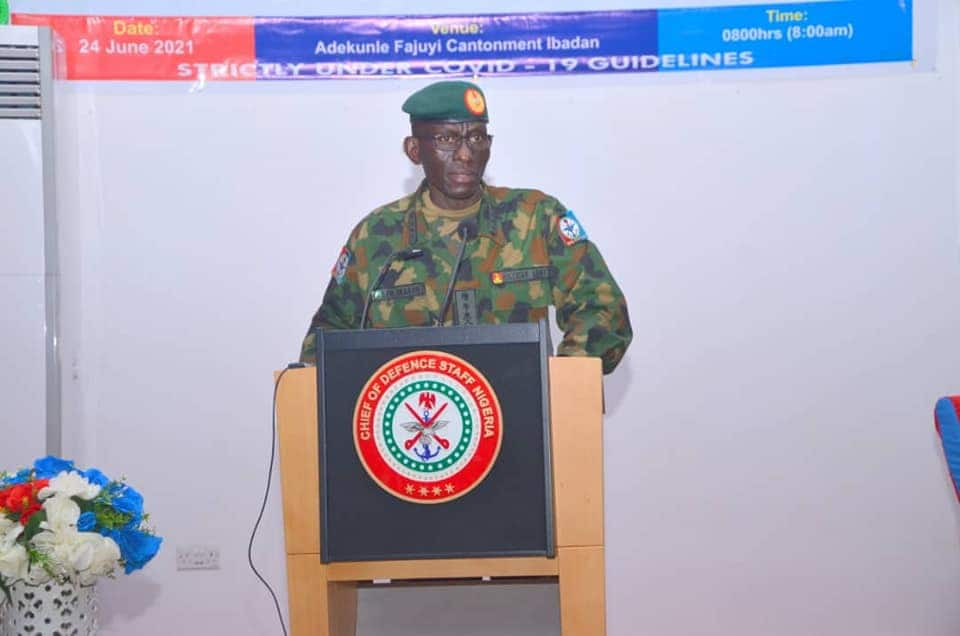 Troops detain ISWAP insurgent who was on a mission to Lagos