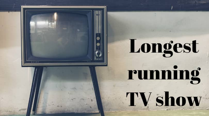 longest running TVshow