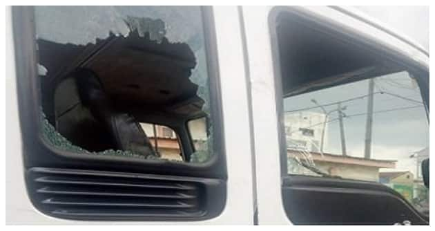 EndSARS: Hoodlums attack RRS operatives in Lagos