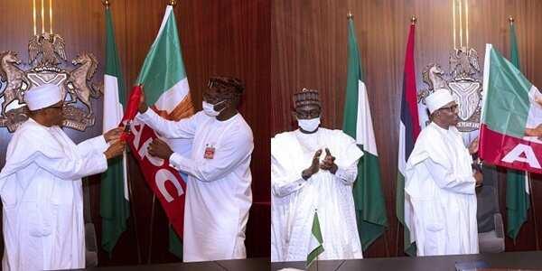 Buhari's meeting with Ize-Iyamu, ill-advised, dent on president's image, says Edo PDP