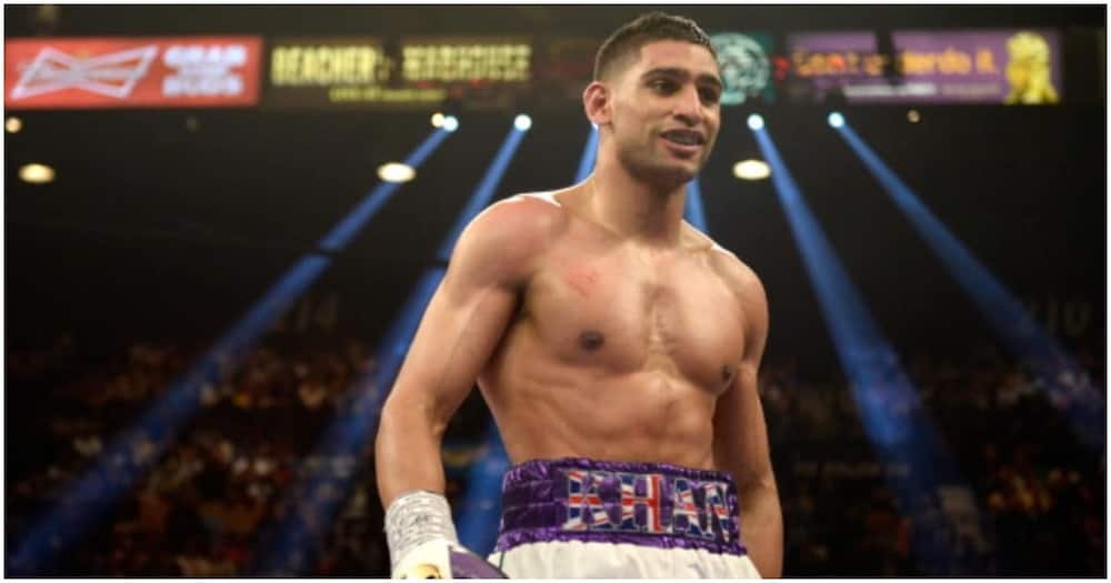 Amir Khan: Boxing star buys one-year-old son KSh 4.5 million Rolex watch as birthday gift