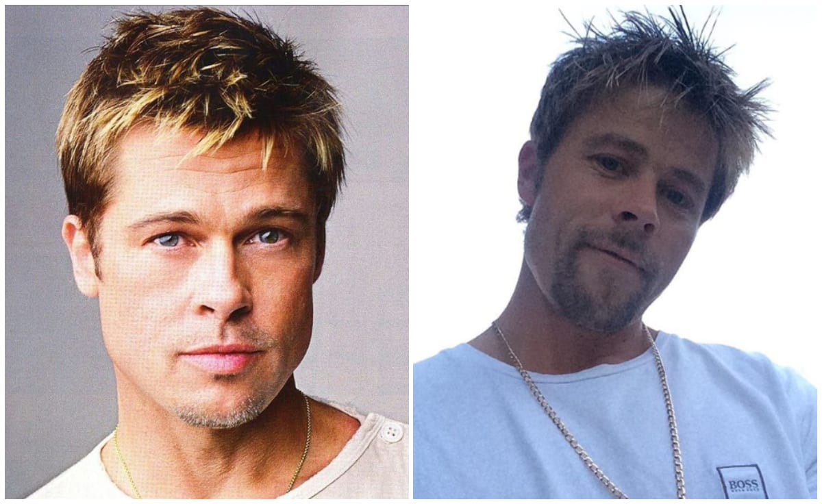 Brad Pitt doppelganger charges N440k to grace event as actor's lookalike