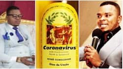 Bishop Obinim launches anointing oil, claims it can cure coronavirus