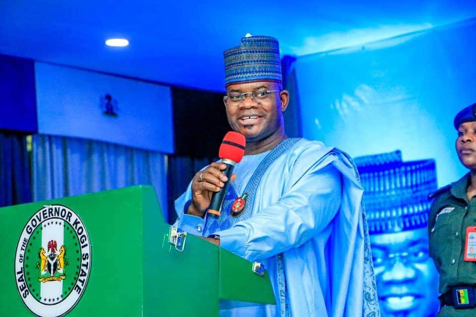 2023 presidency: Don't distract me with calls to contest, Yahaya Bello says