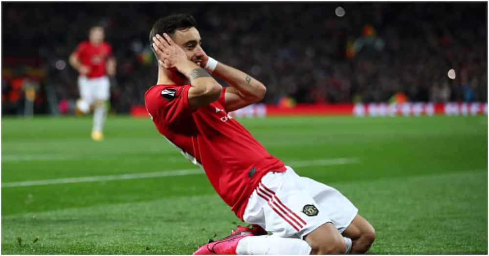 Bruno Fernandes pinpoints moment he knew Man United would gun for EPL title