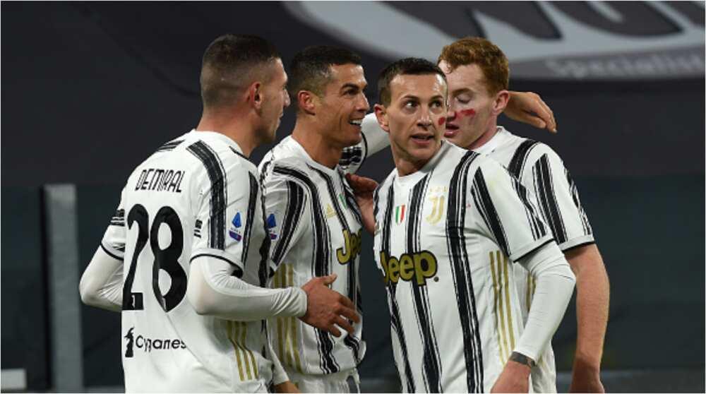 Juventus vs Cagliari: Magical Cristiano Ronaldo's brace seals victory for Old Lady