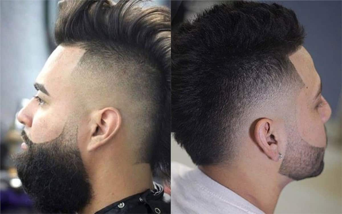 15 Mohawk Fade Haircut Ideas For Men Legit Ng