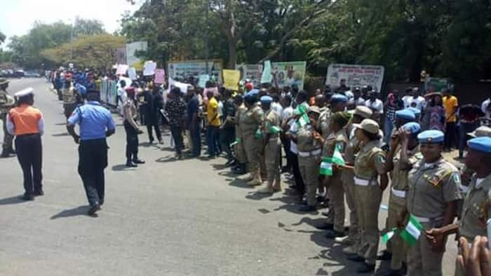 3-years after, Police bow to pressure, unseal Peace Corps office