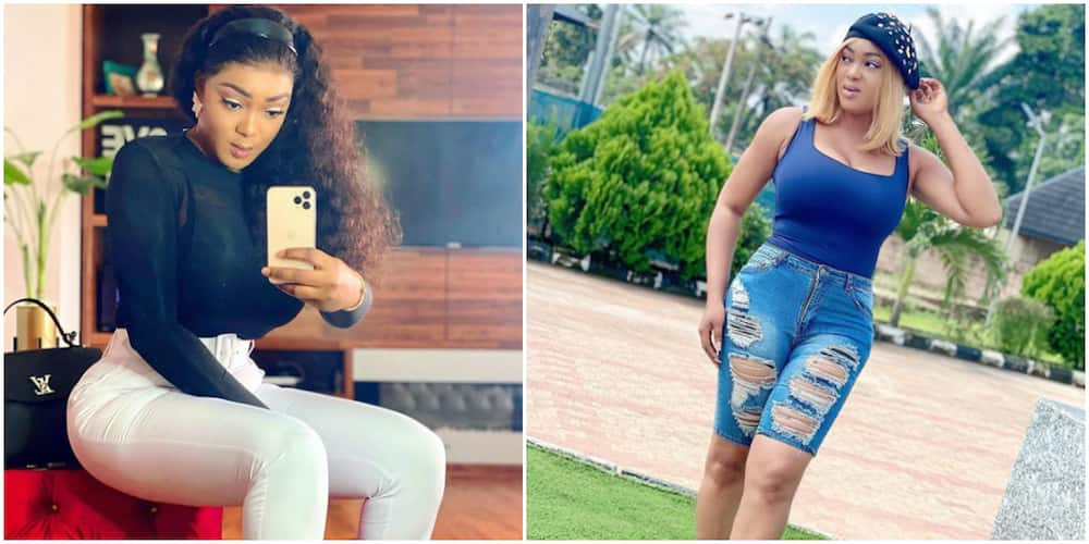 Actress Peggy Ovire 'ego oyinbo' is a year older