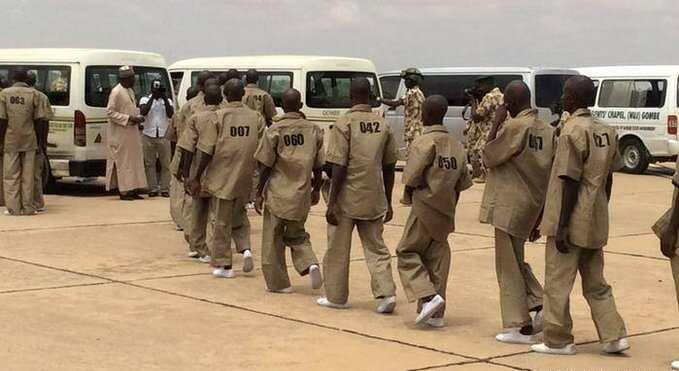 Tubabben dan Boko Haram da gwamnati ta saki ya kashe mahaifinsa ya kwashi dukiya ya gudu