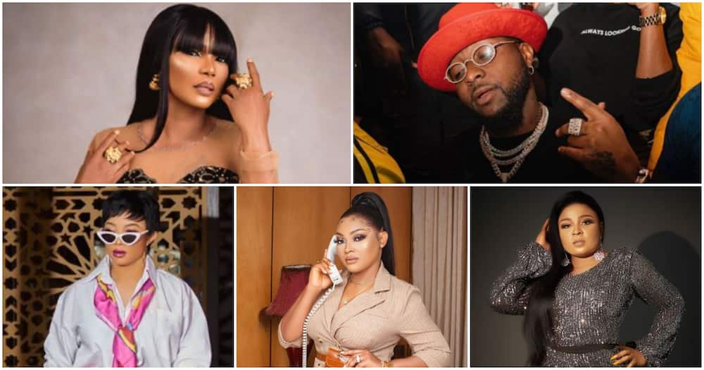 8 Nigerian celebrities with eye-popping mansions (photos)