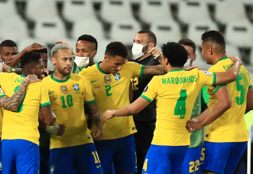 Neymar reveals which country he wants to face between Argentina and Colombia in Copa America final