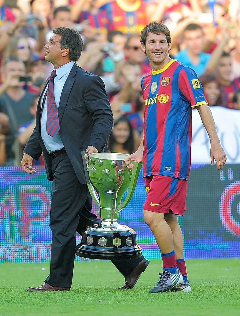 How Barcelona rejected N135b offer from top Italian club for Lionel Messi 15 years ago