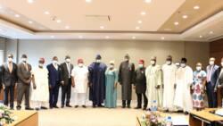 FULL LIST: FG inaugurates 16 board members for PENCOM (photo)
