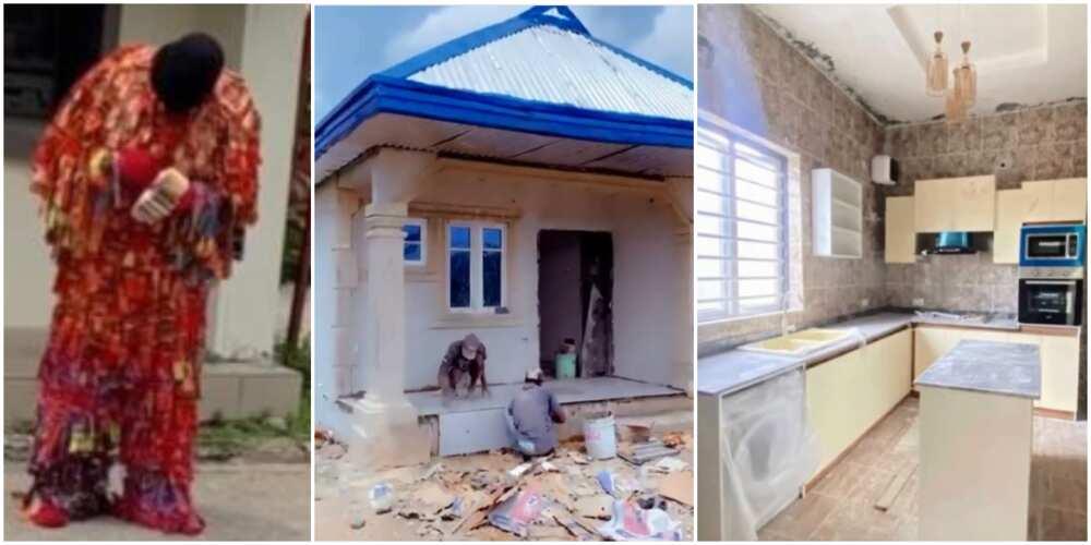 Comedian Egungun unveils new house.
