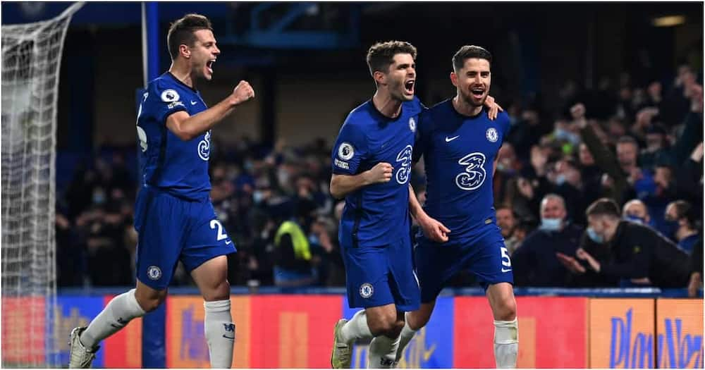 Chelsea vs Leicester City: Blues exert revenge for FA Cup disappointment in nervy 2-1 win