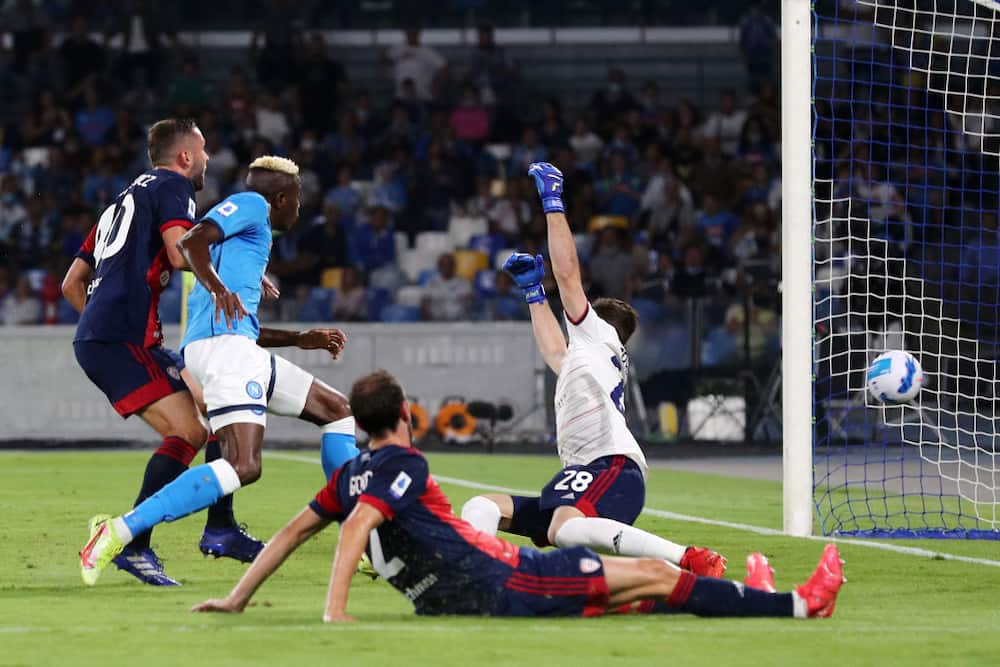 Unstoppable Nigerian Striker Scores 6th Goal in His Last 4 Games for Top Italian League Outfit