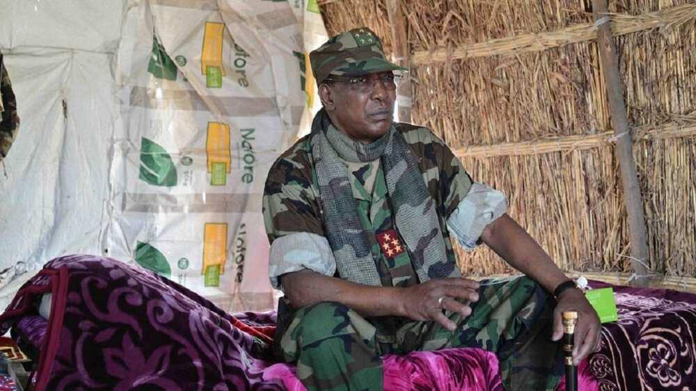 Rundunar sojin hadin guiwa ta MNJTF za su iya kawo karshen Boko Haram, Idris Deby