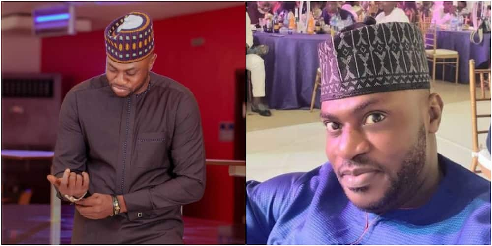 Actor Odunlade Adekola clocks 44, celebrates in style (photo)