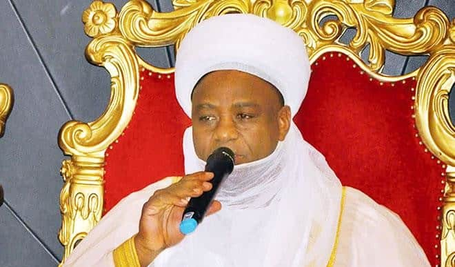 EndSARS: Sultan declares Friday October 23 special prayer day