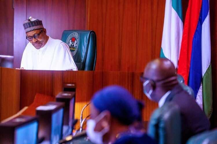 Hotuna: Gwamna Obaseki ya kai wa Buhari a Aso Rock