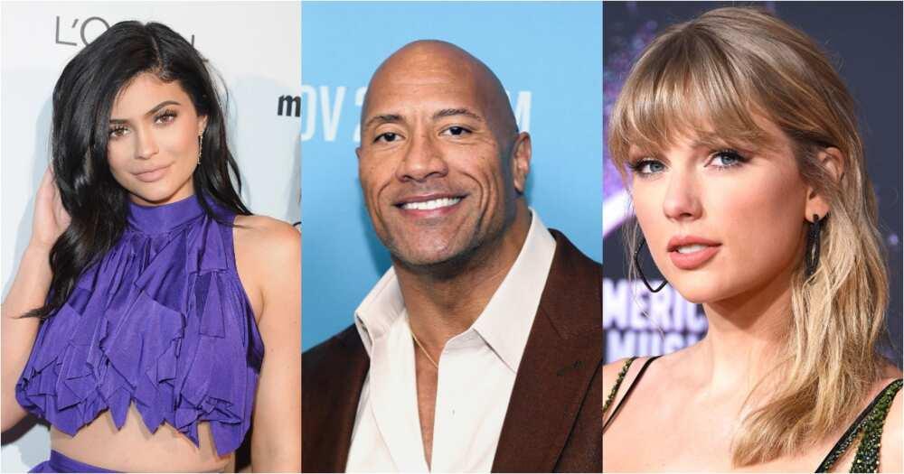 Kylie Jenner tops list of 2020's highest earning celebrities