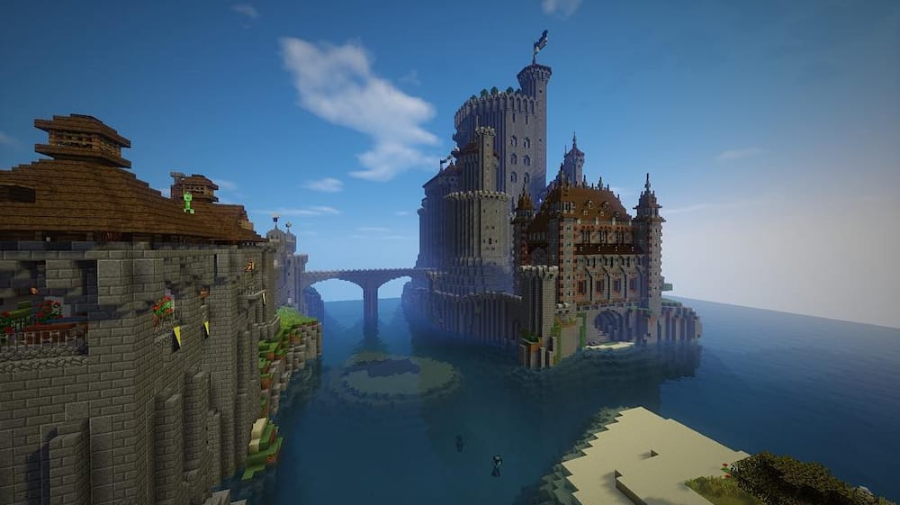 Creative things to build in Minecraft: 20 fun ideas that ...