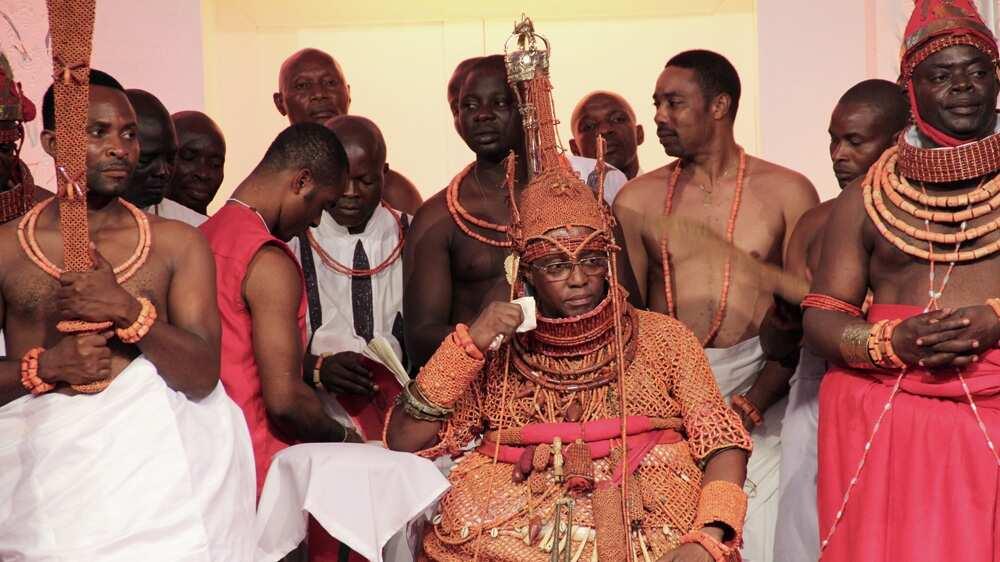 Breaking: Oba of Benin sacks priest of Holy Aruosa church