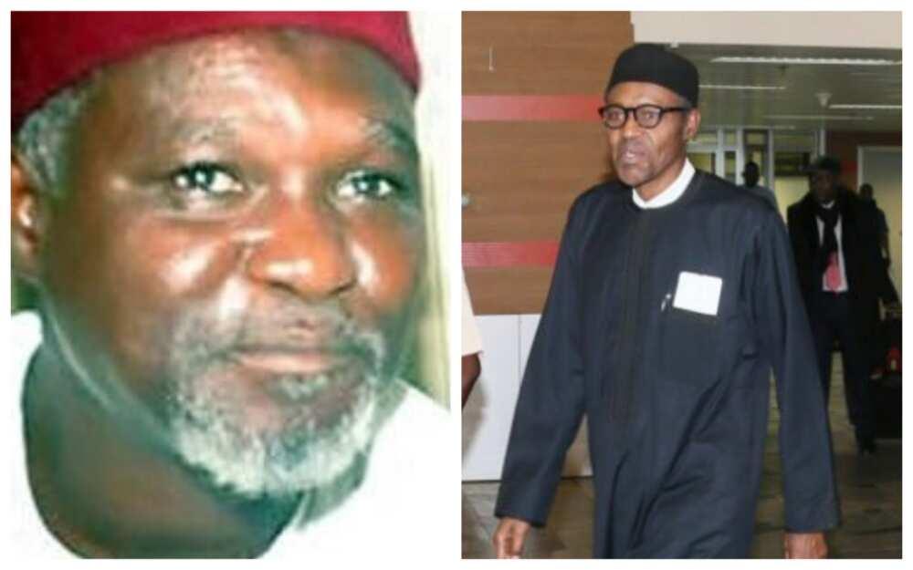 Ka sauka daga mulki idan ba zaka iya bamu tsaro ba - Babban Limamin jami'ar Abuja ya caccaki Buhari