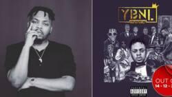 Olamide and YBNL Mafia Family finally release debut all-star album