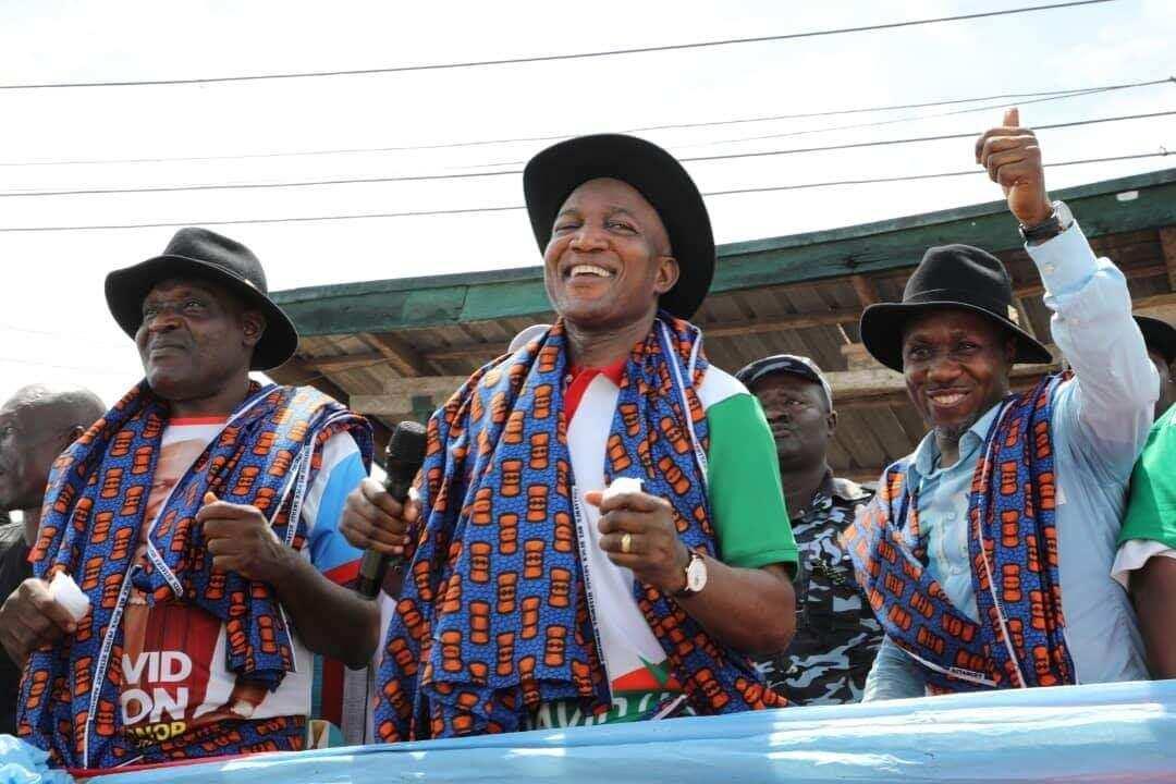Bayelsa: APC na kan gaba da tazarar kuri'u 86,330 a kananan hukumomi 6 cikin 8 - Latest News in Nigeria & Breaking Naija News 24/7 | LEGIT.NG